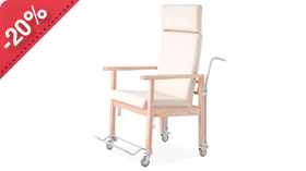 sillón geriátrico de tránsito Madison