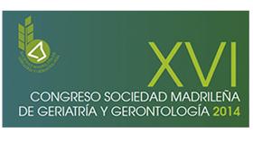 geriatricarea Congreso de la Sociedad Madrileña de Geriatría y Gerontología