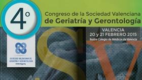 La Sociedad Valenciana de Geriatría y Gerontología celebrará en febrero su 4º Congreso