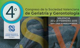 geriatricarea Congreso de la Sociedad Valenciana de Geriatría y Gerontología