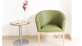 DAI: un elegante sillón perfecto para equipar ambientes geriátricos