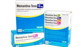 Nuevas presentaciones de Memantina TEVA para el tratamiento del Alzheimer