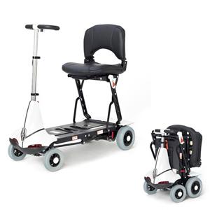 geriatricarea scooter Mobie Teyder
