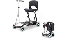 Scooter Mobie: uno de los más ligeros del mercado