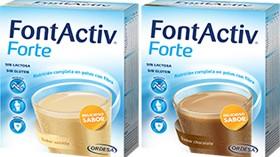 FontActiv: un completo suplemento nutricional para mayores en sobres monodosis