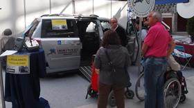 Geriatricarea vehículos adaptados Irrintzi Escuelas & Soluciones Adaptadas