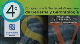 IV Congreso de la Sociedad Valenciana de Geriatría y Gerontología
