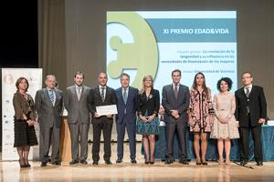 geriatricarea Premio Edad&Vida