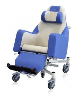 geriatricarea benclinic sillón modular interior MG19