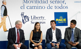 geriatricarea Liberty Seguros RACE