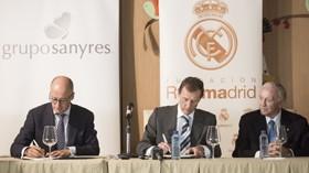 La Fundación Real Madrid y Grupo Sanyres promueven la práctica deportiva entre las personas mayores