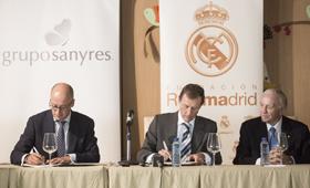 geriatricarea sanyres fundación Real Madrid