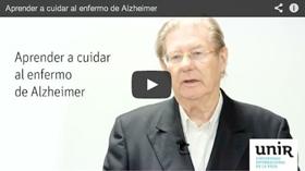 Vídeo presentación Curso online para aprender a cuidar al enfermo de Alzheimer