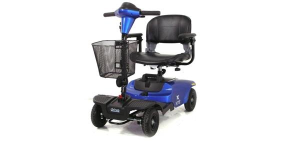 geriatricarea scooter KITE Ayudas Mayores