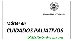 geriatricarea Máster en Cuidados Paliativos de la Universidad de Valladolid