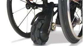 Sistema de propulsión para sillas de ruedas manuales SmartDrive