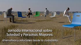 geriatricarea Jornada Soledad y personas mayores: