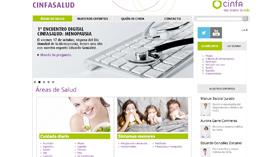 CinfaSalud.com: una web que ofrece información útil y consejos sobre salud
