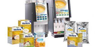 Mixxpro permite dispensar de forma cómoda y automática cremas, purés, compotas y gelatinas de textura modificada