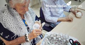 geriatricarea sanyres manualidades