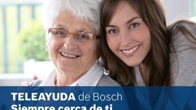 Bosch pone en marcha en Galicia un servicio móvil de teleayuda 24 horas