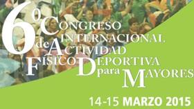 XI Congreso Internacional de Actividad Físico Deportiva para Mayores
