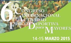 geriatricarea Congreso Internacional de Actividad Físico Deportiva para Mayores