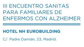 III Encuentro Sanitas para familiares de enfermos con alzheimer