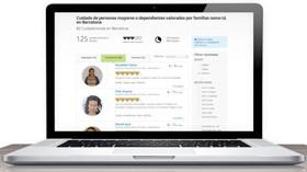 Afables: primer recomendador social de ayuda a domicilio para dependientes