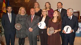 La Federación Española de Párkinson premiada por su apoyo a los pacientes