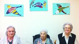 Exposición del Mar: muestra de dibujos y pinturas en Adavir San Agustín de Guadalix