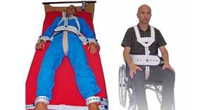 Dispositivos de contención Winnsave para cama y silla