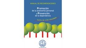 La SEGG edita un manual para promover la autonomía personal y prevenir la dependencia