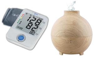 geriatricarea Prim tensiómetro humidificador