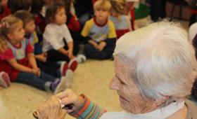 geriatricarea Sanyres intercambio generacional