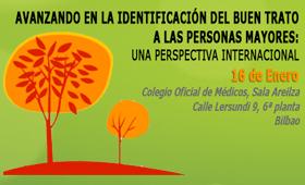 Geriatricarea Matía Zahartzaroa jornada Avanzando en la identificación del buen trato a las personas mayores