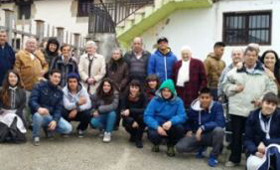 Geritricarea Amma Mutilva exclusión social Fundación Ilundain