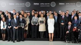 Ya se conocen los vencedores de los premios Telefónica Ability Awards
