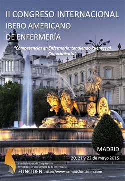 geriatricarea Congreso Internacional Ibero Americano de Enfermería