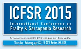 Geriatricarea conferencia Fragilidad y Sarcopenia