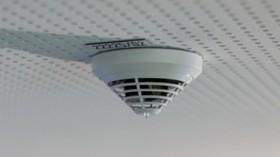 Detector de incendios para evitar falsas alarmas