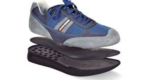 Elegante línea de calzado específica para personas que sufren pie diabético