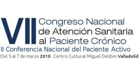 Valladolid sede del VII Congreso Nacional de Atención Sanitaria al Paciente Crónico
