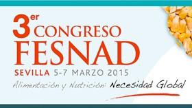 El III Congreso de la Fesnad abordará la relación entre nutrición y envejecimiento