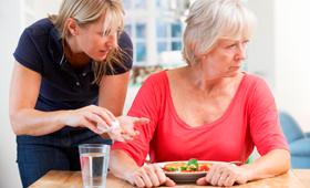Geriatricarea Consejos comidas personas con demencia
