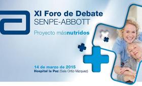 Geriatricarea Foro SENPE ABBOTT desnutrición enfermedad
