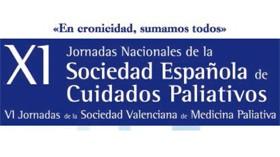 XI Jornadas Nacionales de la Sociedad Española de Cuidados Paliativos