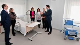 Navarra aglutina en un centro los servicios de apoyo a personas con discapacidad y dependencia