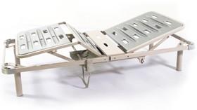 Cama geriátrica desmontable para el máximo aprovechamiento del espacio
