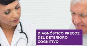 Geriatricarea Sanitas curso Diagnóstico Precoz Deterioro Cognitivo